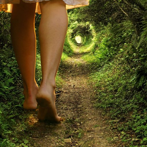 How to Find Your Way Out of the Rabbit Hole (and into a more spacious world of possibilities)