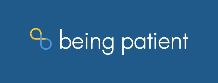 being patient