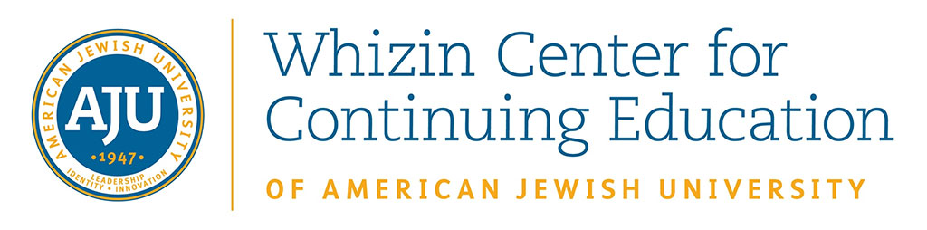 The Whizin Center for Continuing Education at American Jewish University