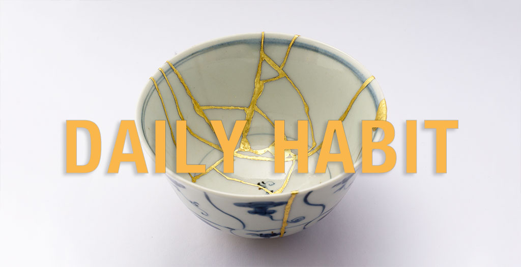 Daily Habit: To Join with Gold