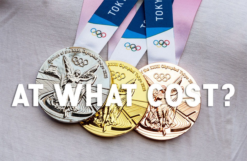 Mental Health and the Olympics
